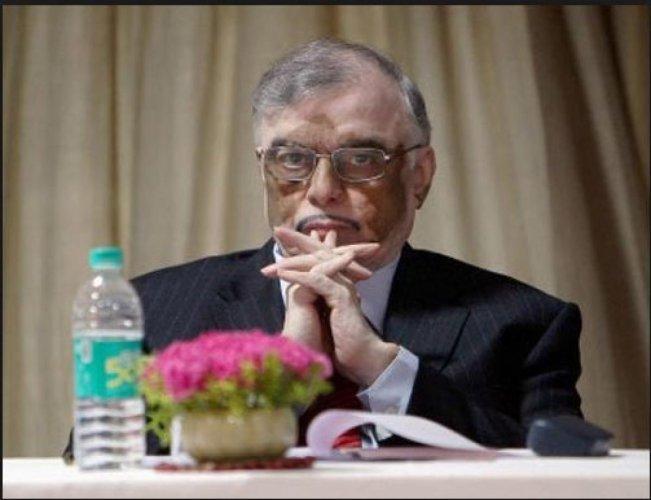 Governor P Sathasivam. (File Photo)