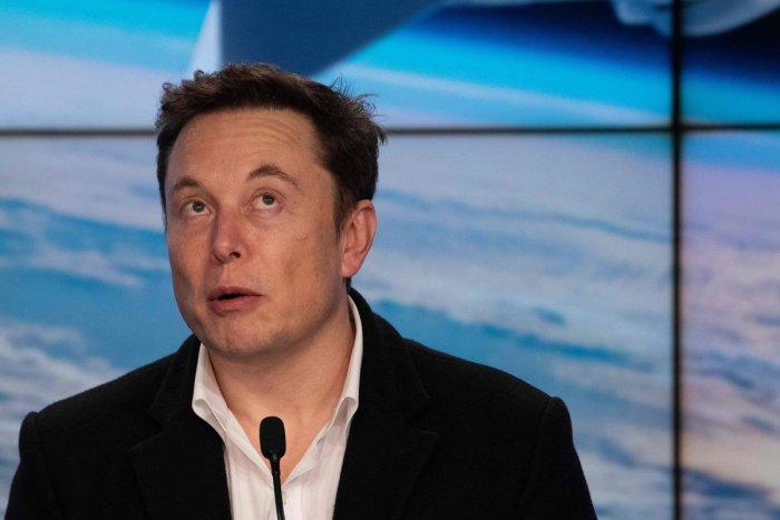 Futurist entrepreneur Elon Musk (AFP Photo)