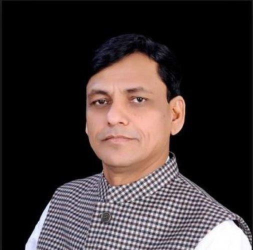 File photo of Nityanand Rai. Photo credit: PRS India