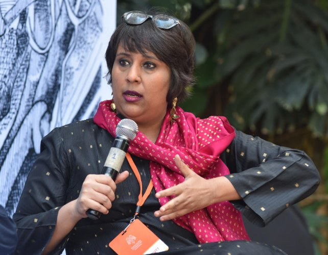"The development comes after senior journalist Barkha Dutt, in a series of tweets on Monday, hit out at Sibal and his wife, promoters of Tiranga TV, over sacking of more than 200 channel employees ""without even a six-month pay out"". (DH File Photo)"