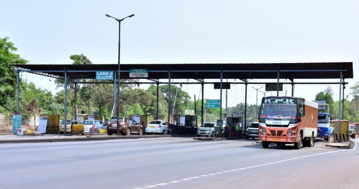 Toll collection at the Surathkal plaza has been withheld till the Union Ministry of Road Transport and Highways takes a decision on merging the toll with the one at Hejamady.