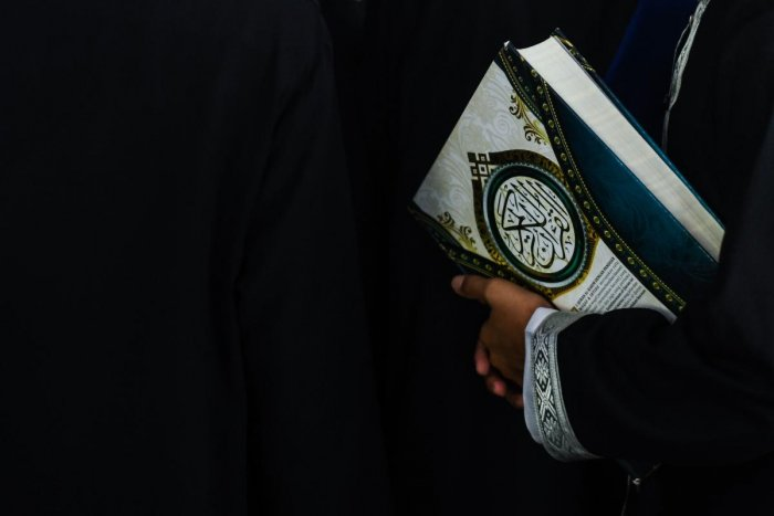 Jharkhand court modified its order asking a college girl, arrested for an offensive Facebook post, to donate copies of the Quran as a pre-condition for bail. (AFP Photo)
