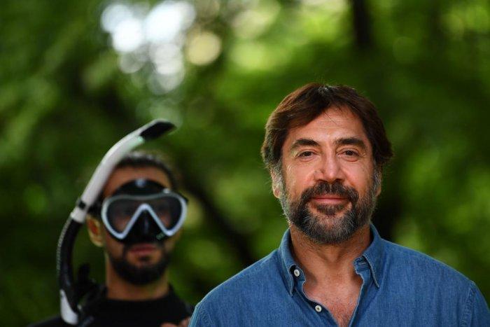 Spanish actor Javier Bardem (Photo AFP)