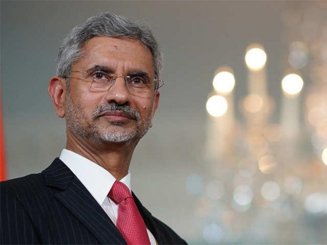 External Affairs Minister S Jaishankar urged Islamabad to release and repatriate him immediately. (File Photo)
