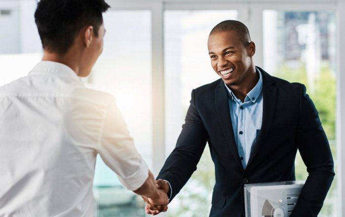 Networking Building good connections is key to a successful job hunt.