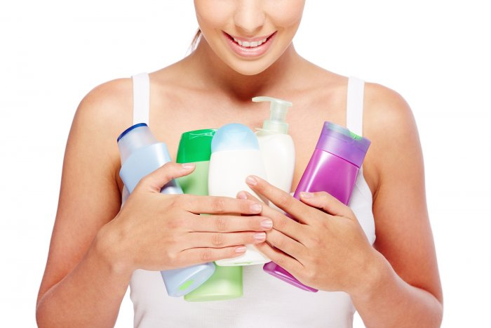 did you know? A large percentage of skincare products sold in the country contain microbeads and microplastics.