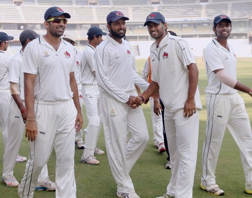 Maharashtra face Mumbai in state Derby fight for semis