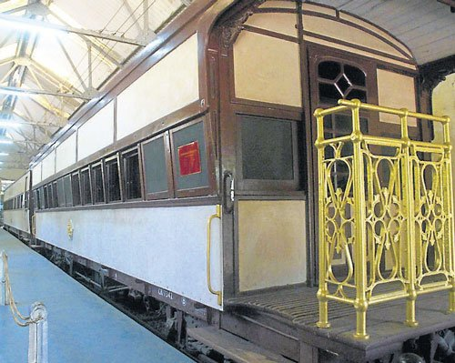 Railway Museum to be revamped