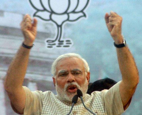 Modi to campaign in Haryana, Maharashtra from Oct 4