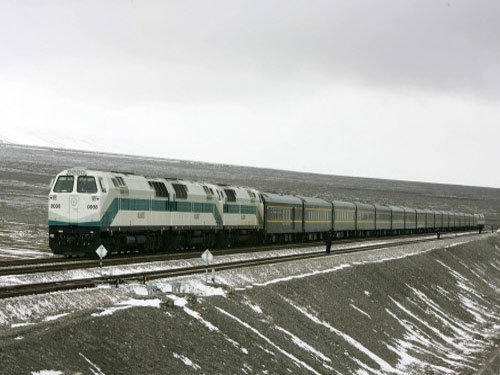 China ready to enhance railway cooperation with India