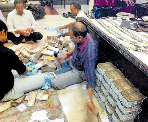Two railway officials suspended over graft charges