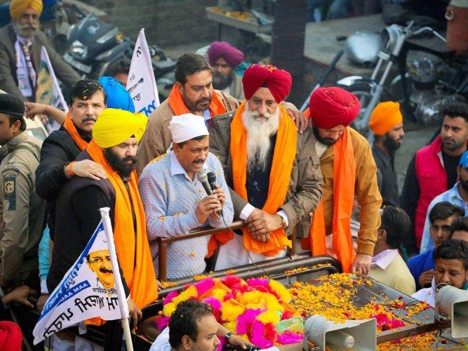 Vote to make Kejriwal Punjab CM: Sisodia in Mohali rally