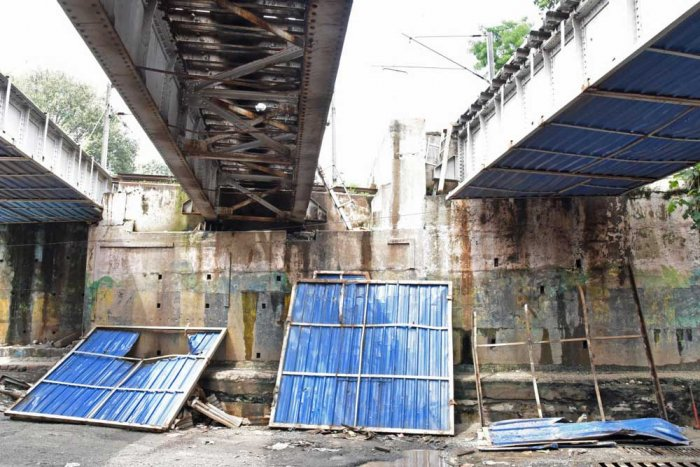 Of 275 dilapidated railway bridges, only 23 have speed limit