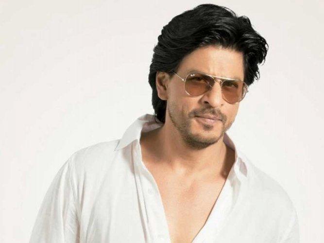Maharashtra politician Jayant Patil heckles Shah Rukh Khan