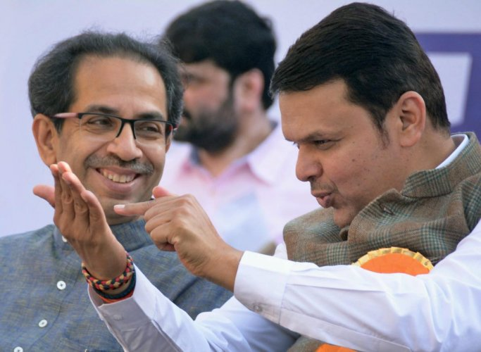 Sena's solo march set to stir Maharashtra coalition cauldron