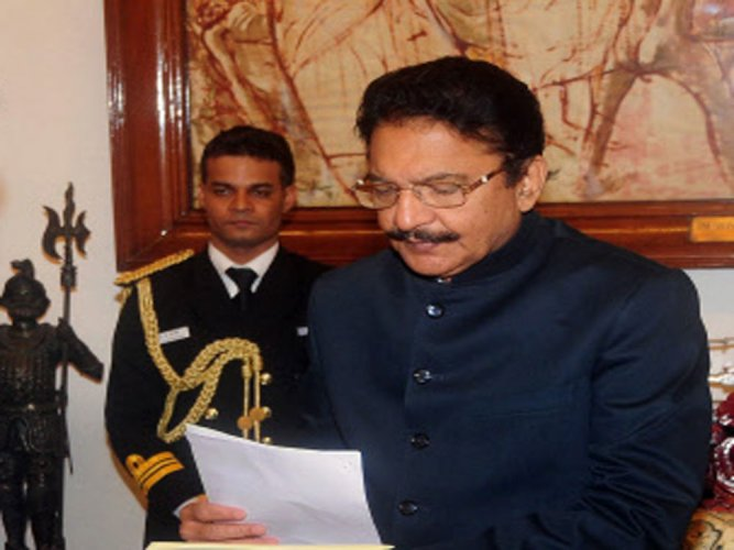 Absence of Guv's speech in Marathi sparks furore in Maharashtra  Assembly