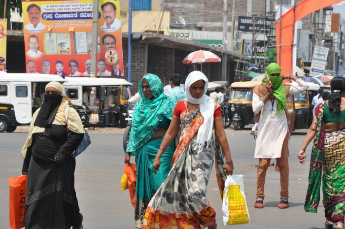 Mercury soars to 40 degrees Celsius in several places in Maharashtra