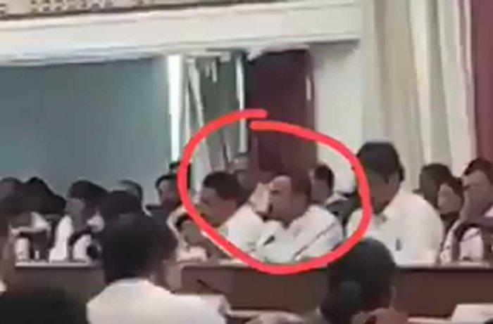 Hunger strike: Maharashtra BJP MLAs caught having snacks during meeting
