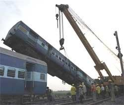 Home & Railway ministries on different tracks