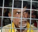 Water war: Chandrababu Naidu arrested in Maharashtra with supporters