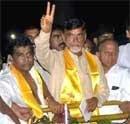 Maharashtra govt treated us as 'political prisoners': Naidu