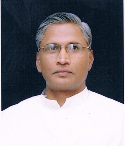 Congress MLA Shrimant Patil. File photo