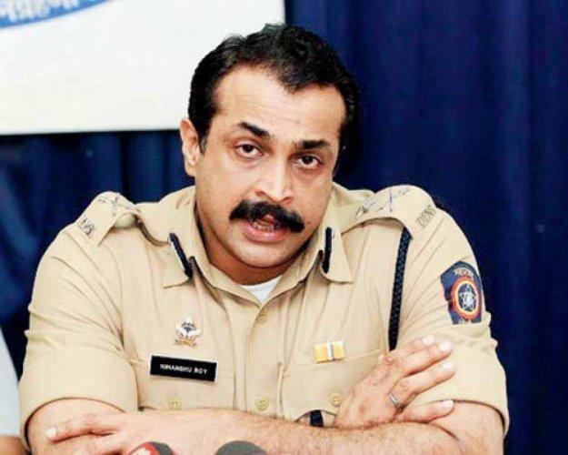 Maharashtra cadre IPS officer Himanshu Roy.