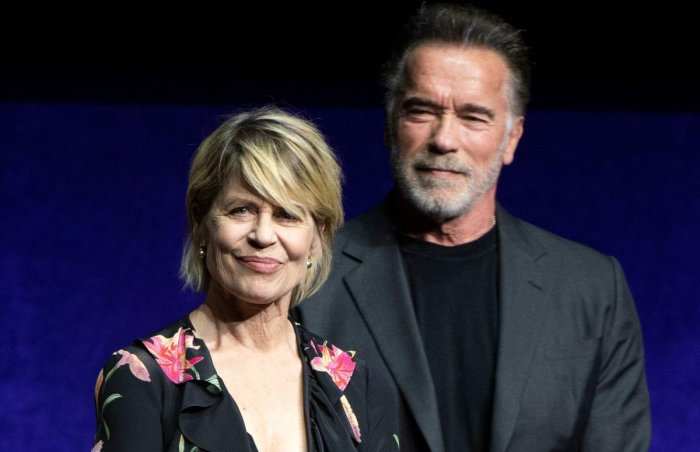 Linda Hamilton returns as Sarah Connor after initially leaving the franchise in 1991 (AFP File Photo)