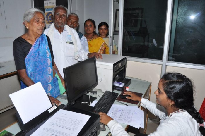 Technical snag hits health scheme:patients deprived aid | Deccan Herald