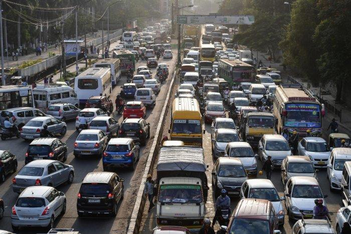 Today, Indian metros like New Delhi, Mumbai, Kolkata, Chennai, Bengaluru and Hyderabad have nearly 25 million vehicles between them.