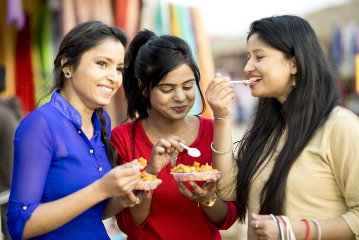 India is a hotbed of street food with every nook and corner of every city teeming with food joints.