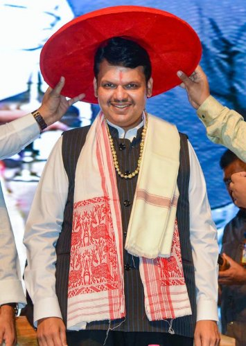 Maharashtra Chief Minister Devendra Fadnavis (PTI File Photo)