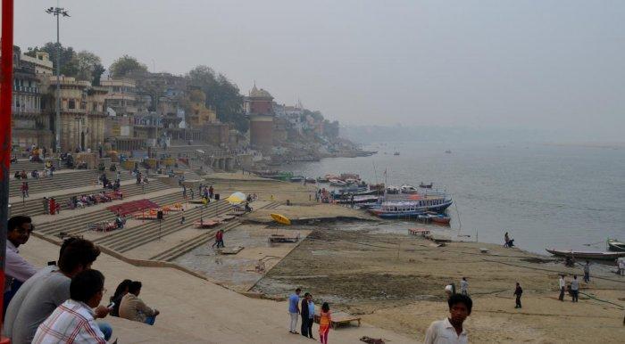 EDGY Ghats of Varanasi