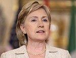 Back Pakistan in terror fight, Clinton tells India