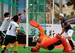 India hold Pakistan 2-2 in Asian Champions Trophy hockey