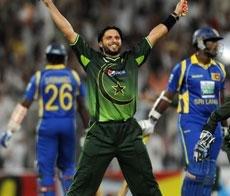 Pakistan wins series against Sri Lanka