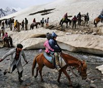 Jammu, Kashmir lock horns over Amarnath infrastructure