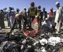 5 killed in suicide blast in Pakistan