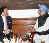 Pakistan visit depends on 26/11 probe, PM tells Malik