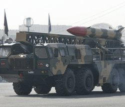 Pakistan successfully tests nuclear-capable Hatf-II missile