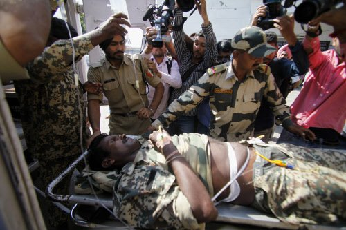 One BSF jawan killed in firing by Pakistan Rangers