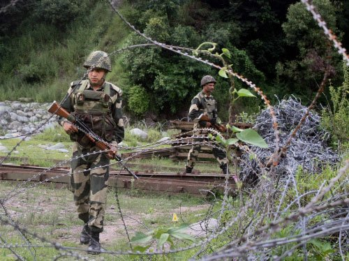 India, Pakistan troops to maintain calm on border