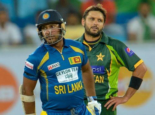 Afridi stars in Pakistan's T20 win over Sri Lanka