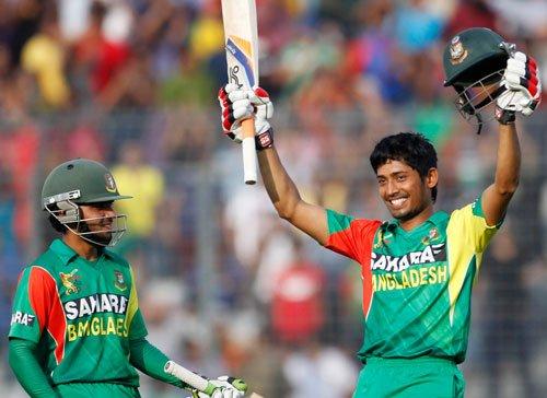 Bangla batsmen make merry to pile up record 326/3 vs Pakistan