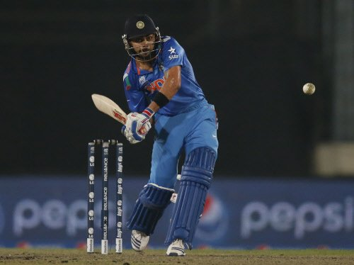 India ready for stern Pakistan test in World T20 opener