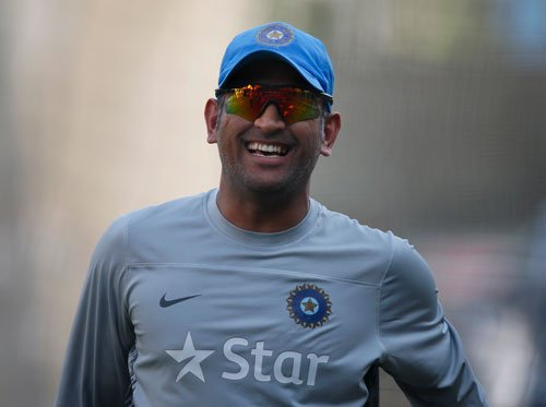 Ticket to watch final, Dhoni's gift to fan from Pakistan