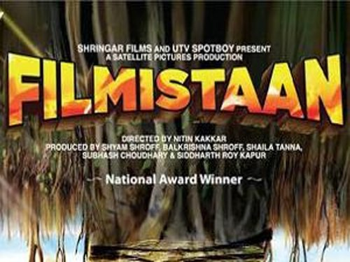 Would have loved to shoot in Pakistan: 'Filmistaan' director