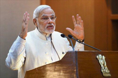Modi seeks 'new course' in India, Pakistan ties