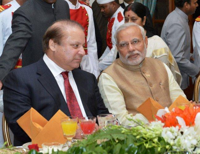 Nawaz Sharif regrets Pakistan's bad relations with India