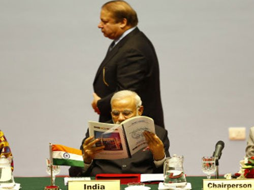 Pakistan plays spoilsport  at Nepal meet